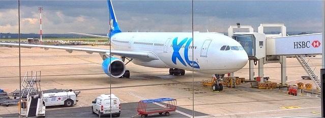 XL Airways jet