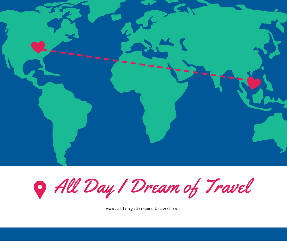 All Day I Dream of Travel