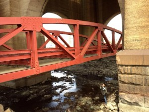 The soon to open Randall's Island connector bridge