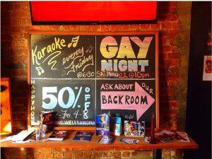 Mott Haven Bar & Grill gay night